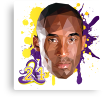 The Mamba Canvas Print
