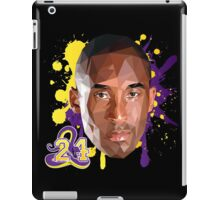 The Mamba iPad Case/Skin