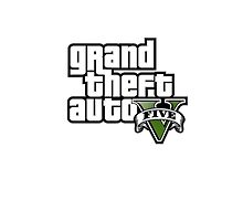 GTA 5-Grand Theft Auto Case by NismoLove14