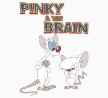 Pinky and the Brain Baby Tee