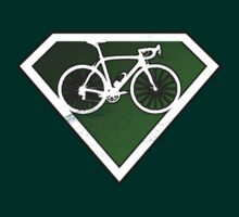 Super Green Cyclists Logo by sher00