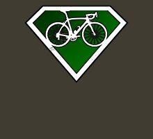 Super Green Cyclists Logo Unisex T-Shirt