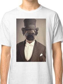 (Very) Distinguished Dog Classic T-Shirt