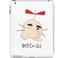 Mr. Saturn- BOING! iPad Case/Skin
