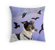 Jack Dreams of Osprey Throw Pillow