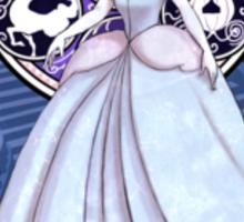 Cinderella Kingdom Hearts Sticker