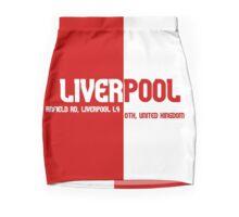 Liverpool  Mini Skirt