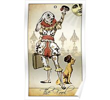 The Major Arcana - The Fool Poster