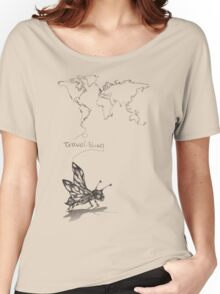 Travel Bug Women's Relaxed Fit T-Shirt