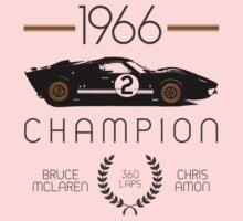 1966 Champion Kids Tee