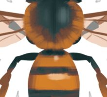 Western Honey Bee Sticker