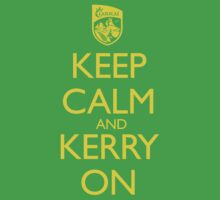 Keep Calm & Kerry On (clean) One Piece - Short Sleeve