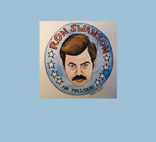 Ron Swanson for President Watercolor Unisex T-Shirt