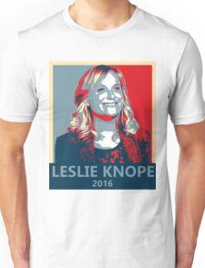 Leslie Knope for President 2016 Unisex T-Shirt