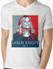 Leslie Knope for President 2016 Mens V-Neck T-Shirt