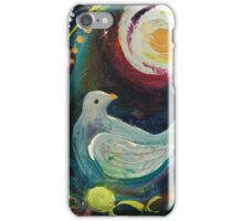 Night Dove iPhone Case/Skin