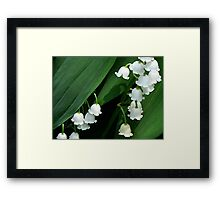Sweet Simplicity Framed Print