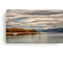 Serenity at Glenorchy, NZ Canvas Print
