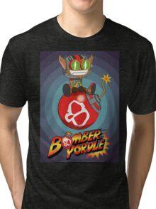 Bomber Yordle Tri-blend T-Shirt