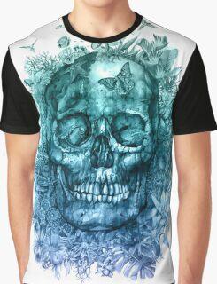 tropical skull 2 Graphic T-Shirt