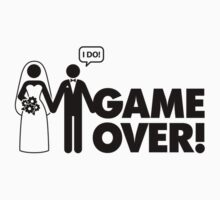 Game Over by artpolitic