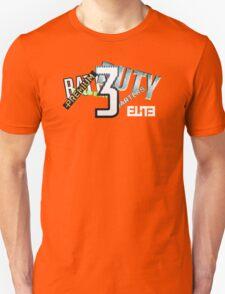 Battle Duty 3 Modern Quarters Premium Elite Unisex T-Shirt