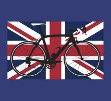 Bike Flag United Kingdom (Big - Highlight) by sher00