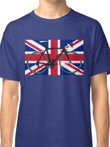 Bike Flag United Kingdom (Big - Highlight) Classic T-Shirt