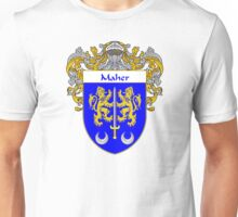 Maher Coat of Arms/Family Crest Unisex T-Shirt