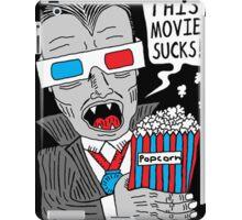 """This movie sucks - T-shirts and more!"" iPad Case/Skin"