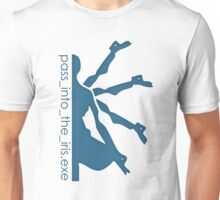 pass_into_the_iris.exe - Zenyatta Ultimate Design Unisex T-Shirt