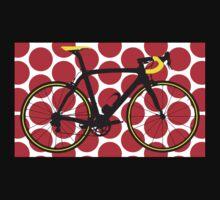Bike Red Polka Dot (Big - Highlight) by sher00
