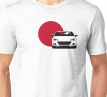 ZC6 Japanese Flag Unisex T-Shirt