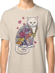 Mob Cat  Classic T-Shirt