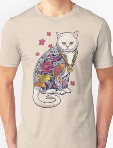 Mob Cat  Unisex T-Shirt