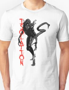 "NEW* ALIEN: ISOLATION MERCHANDISE... ""ISOLATION"" Unisex T-Shirt"