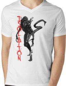 """NEW* ALIEN: ISOLATION MERCHANDISE... """"ISOLATION"""" Mens V-Neck T-Shirt"""