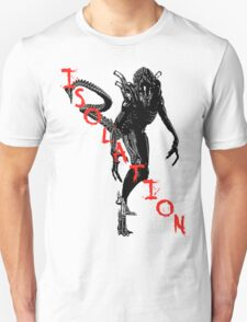 "NEW* ALIEN: ISOLATION MERCHANDISE... ""ISOLATION"" T-Shirt"