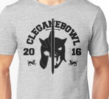 Cleganebowl [College Style] Unisex T-Shirt