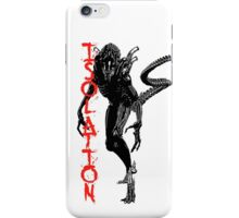 "NEW* ALIEN: ISOLATION MERCHANDISE... ""ISOLATION"" iPhone Case/Skin"