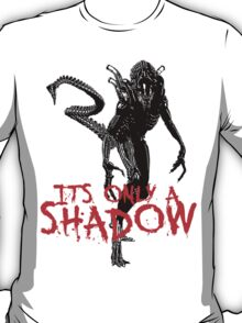 "NEW* ALIEN: ISOLATION MERCHANDISE... ""ITS ONLY A SHADOW"" T-Shirt"