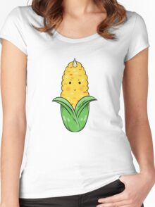 Uni-corn Women's Fitted Scoop T-Shirt