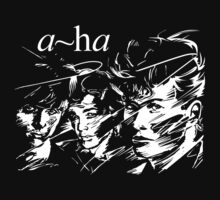 A-ha Band by markwild