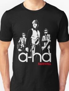 A-ha Band Farewell Tour T-Shirt