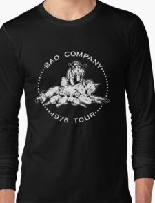 Bad Company Vintage Tour Long Sleeve T-Shirt