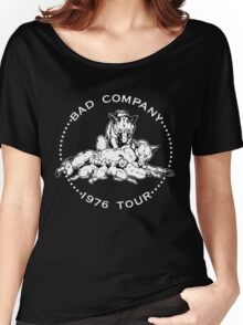 Bad Company Vintage Tour Women's Relaxed Fit T-Shirt