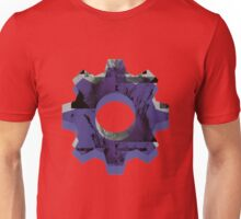 IMPROBABLE GREASE REEL blue Unisex T-Shirt