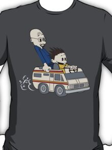 Breaking Bad Calvin And Hobbes T-Shirt