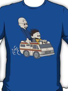 Breaking Bad Calvin And Hobbes T-Shirt
