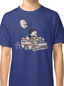 Breaking Bad Calvin And Hobbes Classic T-Shirt